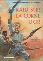 Barbe-Rouge -18b1983- Raid sur la Corne d'or