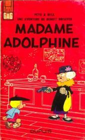 Benoît Brisefer -2GP- Madame Adolphine