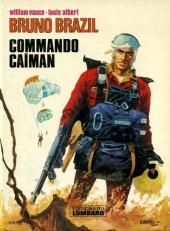 Bruno Brazil -2a1976- Commando Caïman