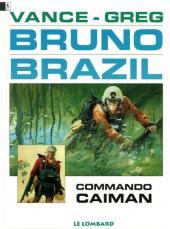 Bruno Brazil -2d1995- Commando Caïman