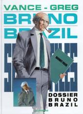 Bruno Brazil -10c2001- Dossier Bruno Brazil