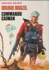 Bruno Brazil -2b1982- Commando Caïman