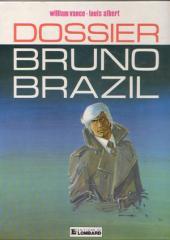 Bruno Brazil -10b1985- Dossier Bruno Brazil