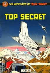 Buck Danny -22- Top secret