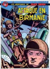 Buck Danny -6d1985- Attaque en Birmanie