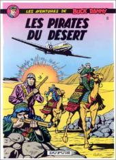 Buck Danny -8e1985- Les pirates du désert