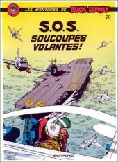 Buck Danny -20c1985- S.O.S. soucoupes volantes !