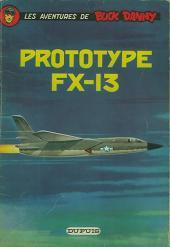 Buck Danny -24- Prototype FX-13