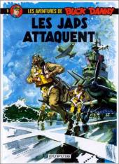 Buck Danny -1f1985- Les japs attaquent