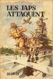 Buck Danny -1- Les Japs attaquent