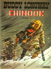 Couverture de Buddy Longway -1- Chinook