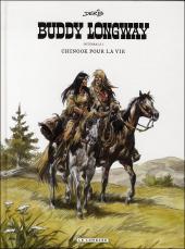 Buddy Longway -INT1- Chinook pour la vie