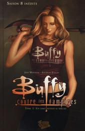 Buffy contre les vampires - Saison 08 -1- Un long retour au bercail