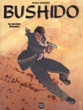 Bushido (Koeniguer) -1- Les Derniers Seigneurs