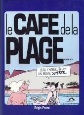 Le café de la plage -INT1- Album N°1