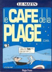 Le café de la plage -2- Monroe Stress
