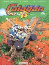 Rallye Raid Calagan -2- Rallye Raid Calagan Tome 2