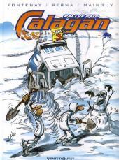 Rallye Raid Calagan -3- Rallye Raid Calagan Tome 3