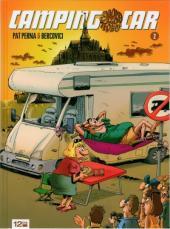 Camping Globe Trotter Car / Camping Car -2- Tome 2