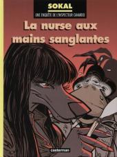Canardo (Une enquête de l'inspecteur) -12- La nurse aux mains sanglantes
