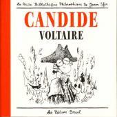 La petite bibliothèque philosophique de Joann Sfar -2- Candide - Voltaire