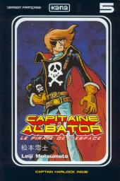 Capitaine Albator - Le pirate de l'espace -5- Captain Harlock (n°05)