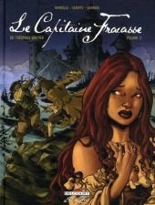 Le capitaine Fracasse (Duarte/Mariolle) -3- Volume 3