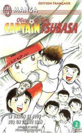 Captain Tsubasa / Olive & Tom -2- Le destin se joue sur un tir de loin