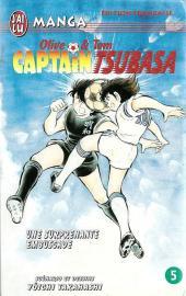 Captain Tsubasa / Olive & Tom -5- Une surprenante embuscade