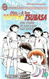 Captain Tsubasa / Olive & Tom -7- Coup d'envoi du face-à-face tant espéré
