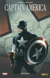 Captain America (100% Marvel) -3- Les élus