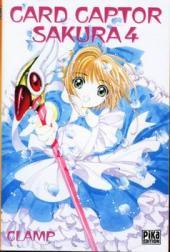 Card Captor Sakura -4- Tome 4