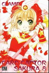Card Captor Sakura -8- Tome 8