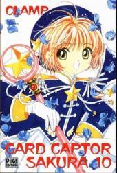 Card Captor Sakura -10- Tome 10