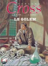 Carland Cross -1- Le Golem