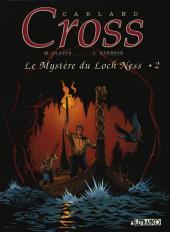 Carland Cross -5- Le mystère du Loch Ness T2
