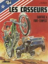 Les casseurs - Al & Brock -2- Sabotage à Fort-Tempest