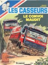 Les casseurs - Al & Brock -14- Le convoi maudit