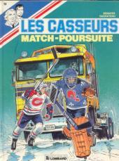 Les casseurs - Al & Brock -15- Match-poursuite