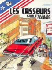 Les casseurs - Al & Brock -6a1982- Hauts et bas à San Francisco