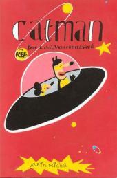 Catman - Catman Peau de chat, vengeur masqué