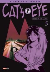 Cat's Eye - Édition de luxe -5- Volume 5