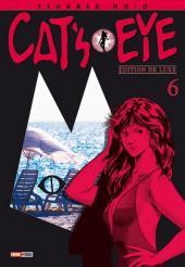 Cat's Eye - Édition de luxe -6- Volume 6
