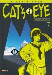 Cat's Eye - Édition de luxe -7- Volume 7