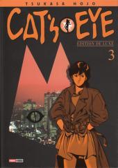 Cat's Eye - Édition de luxe -3- Volume 3
