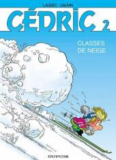 Cédric -2- Classes de neige