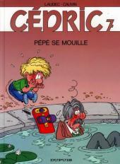 Cédric -7- Pépé se mouille
