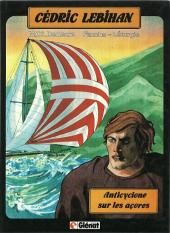 Cédric Lebihan -1- Anticyclone sur les Açores