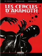 Les cercles d'Akamoth -4- L'archange noir