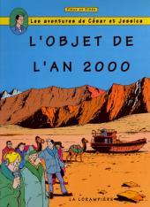 César, Jessica et les autres (Les aventures de) -6- L'objet de l'an 2000